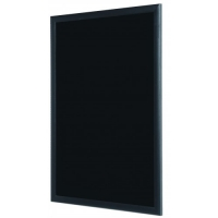 Tabla de scris Transitional 90x60cm Neagra