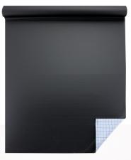 Autocolant negru de scris cu creta