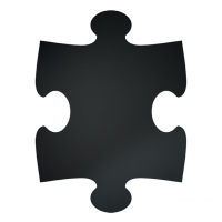 Tablita Wall Silhouette Puzzle