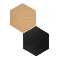 Tablita Wall Silhouette Hexagon