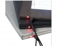 LED Meniu USB Charger
