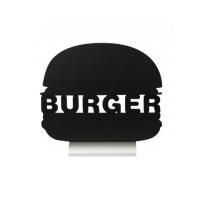 Tabla de masa Silhouette Burger