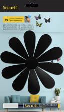 Figurina de perete 3D Flower