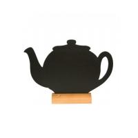 Tabla de masa Silhouette Teapot