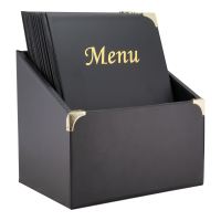 Box x10 Meniu Basic Negru